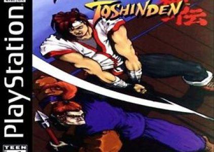Battle Arena Toshinden – Playstation