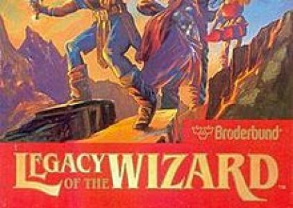 Legacy of the Wizard – Nintendo Nes