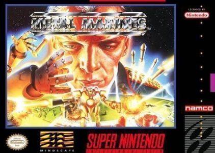 Metal Marines – Super Nintendo