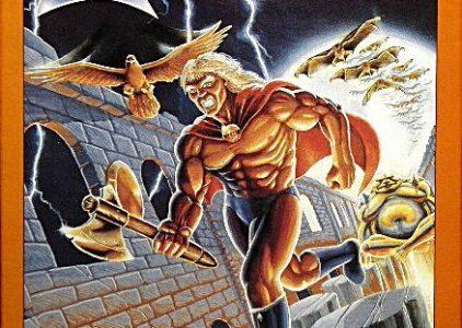 Savage – Commodore 64