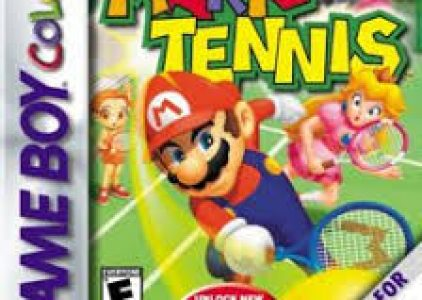 Mario Tennis – Game Boy
