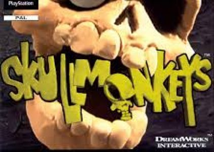 Skull Monkeys – Playstation