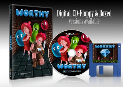 Worthy – Amiga (2018)