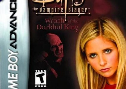 Buffy the vampire slayer – Game Boy Advance