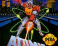 Atomic Runner – Sega Mega Drive