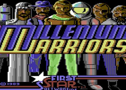Millennium Warriors – Commodore 64