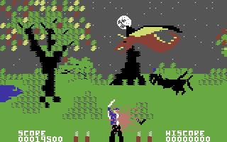 Forbidden Forest – Commodore 64