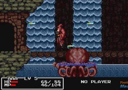 Cadash – Sega Mega Drive