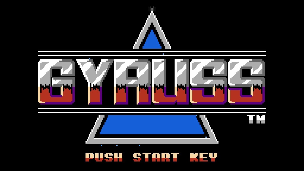 Gyruss – Arcade