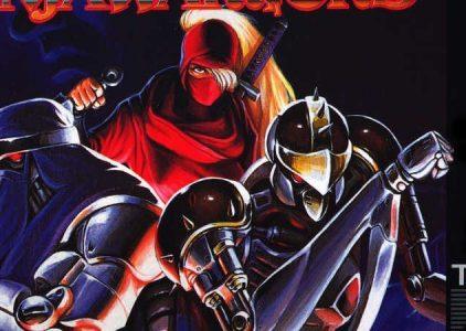 The ninja warriors – Super Nintendo