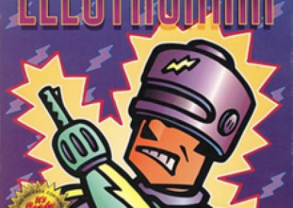 Electro Man – MS DOS