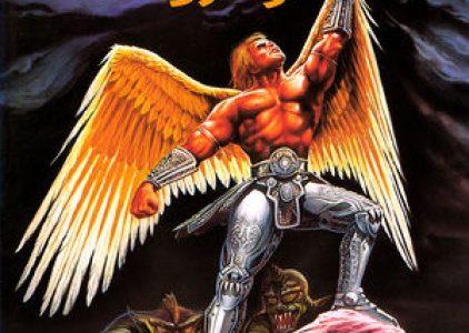 Gynoug – Sega Mega Drive