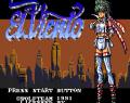 El Viento – Sega Mega Drive