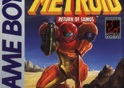 Metroid 2: Return of Samus – Game Boy