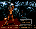 Stormlord – Sega Mega Drive