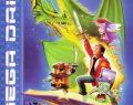 The Pagemaster – Sega Mega Drive