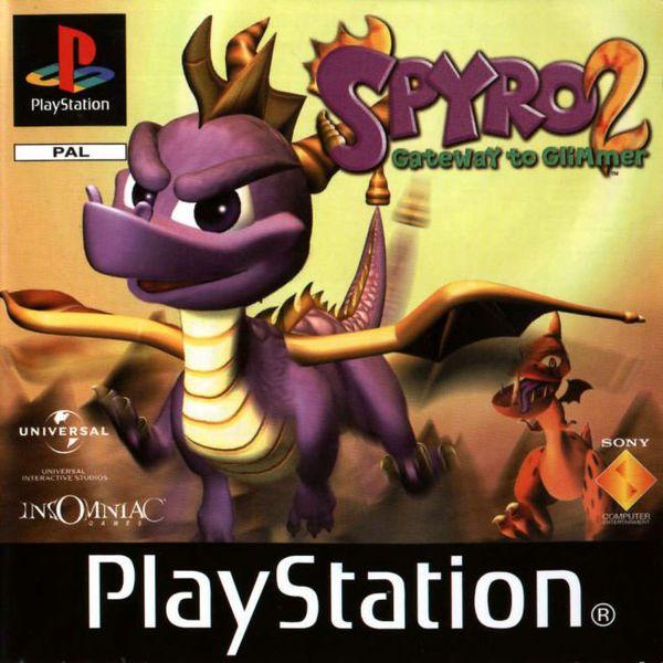 Spyro 2: Gateway to Glimmer – Playstation