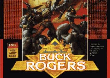 Buck Rogers: Countdown to Doomsday – Sega Mega Drive