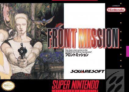 Front Mission – Super Nintendo