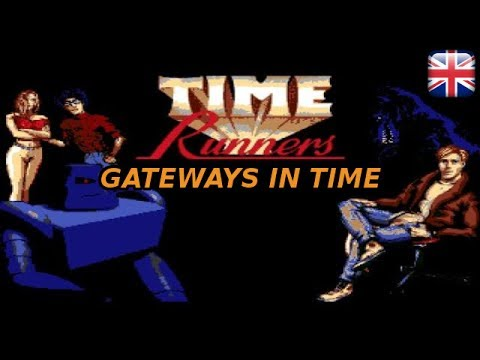 Time Runners: Gateways in time