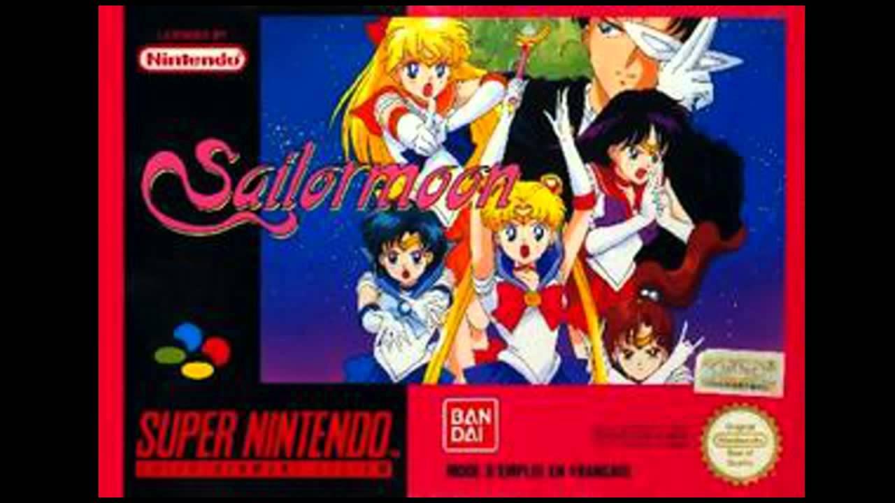 Sailor Moon – Super Nintendo