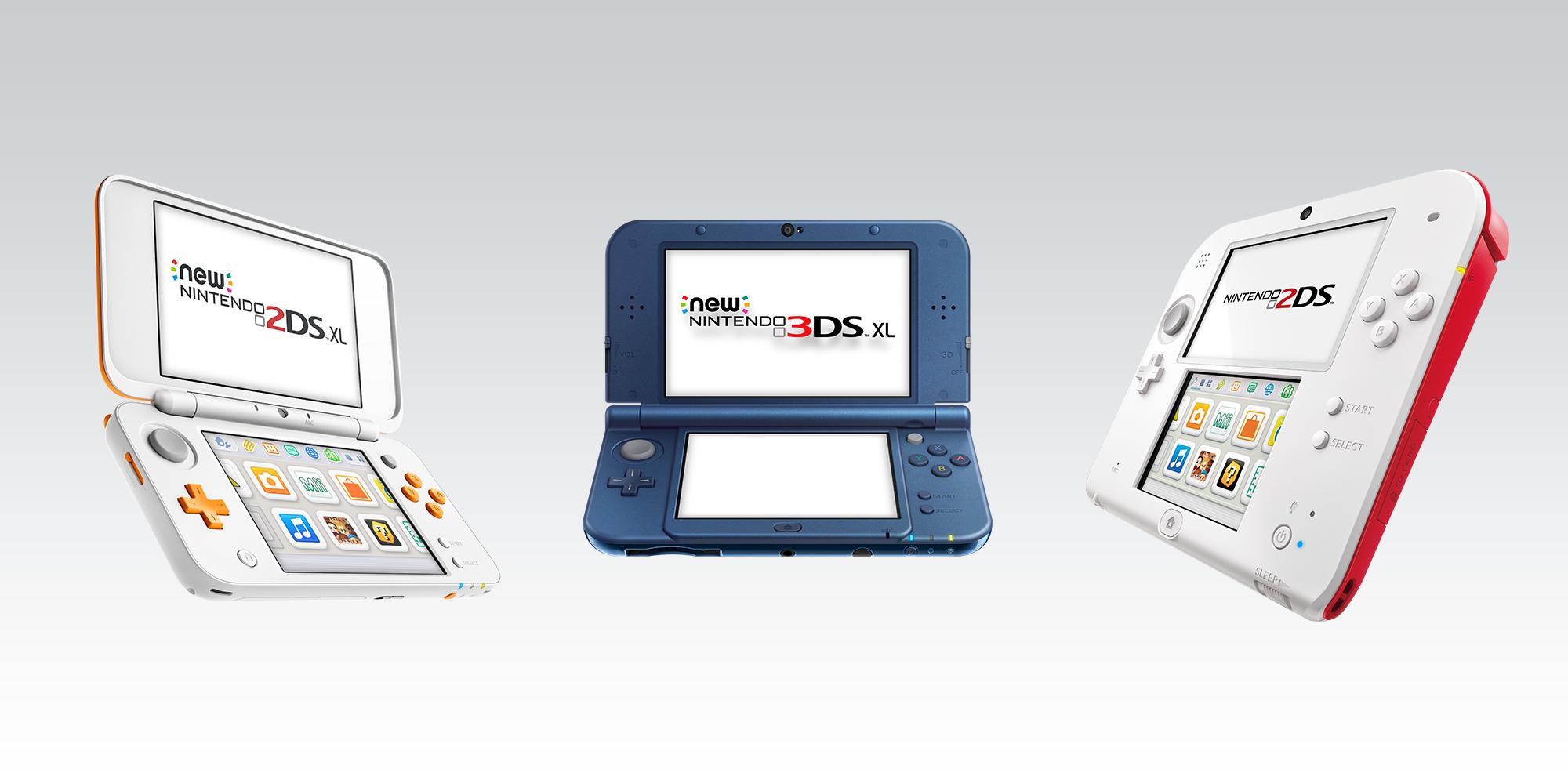 Le migliori console per il retrogaming: Nintendo 3ds/2ds