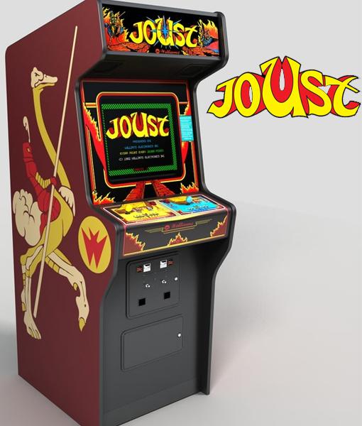 Joust – Arcade