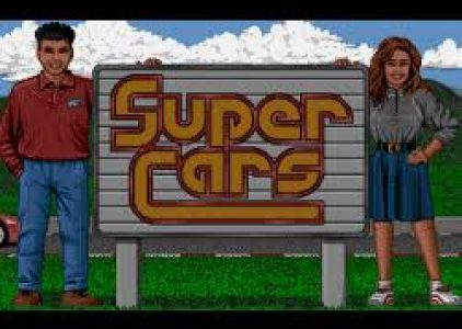Super Cars – Amiga