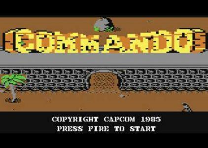 Commando – Commodore 64