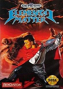 Elemental Master – Sega Mega Drive