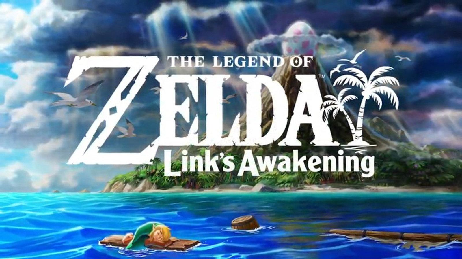 The Legend of Zelda : Link's Awakening arriva su Nintendo Switch
