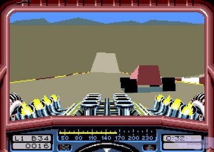 Stunt Car Racer – Amiga