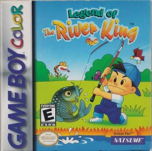 Legend of the River King – Game Boy