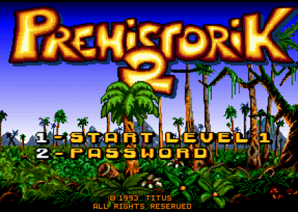 Preistorik 2 – MS DOS