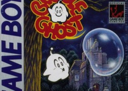 Bubble Ghost – Game Boy