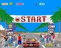 Outrun – Sega Mega Drive