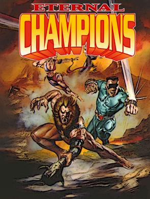 Eternal Champions – Sega Mega Drive