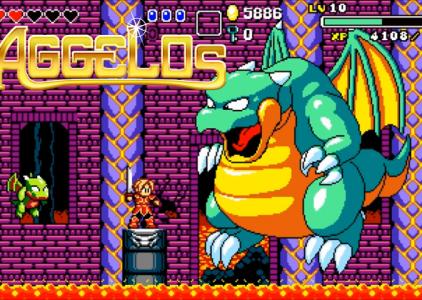 Aggelos – Nintendo Switch