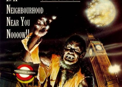 Werewolfes of London – Commodore 64