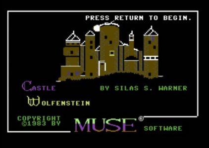 Castle Wolfestein – Commodore 64