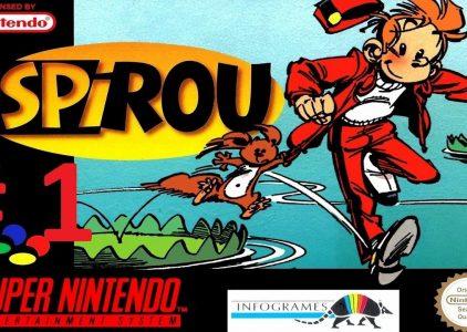 Spirou – Super Nintendo