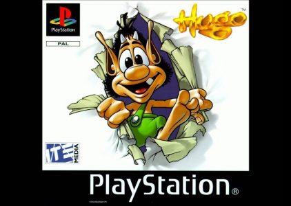 Hugo – Playstation