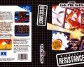 Midnight Resistance – Sega Mega Drive