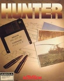 Hunter – Amiga