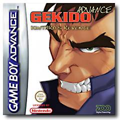 Gekido Advance: Game Boy Advance