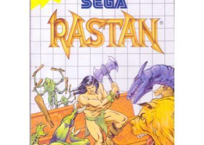 Rastan – Sega Master System