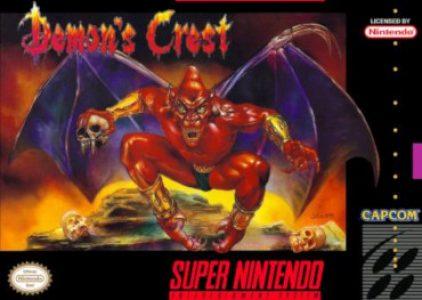 Demon's Crest – Super Nintendo