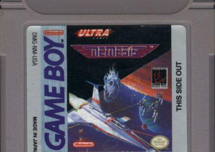 Nemesis – Game Boy