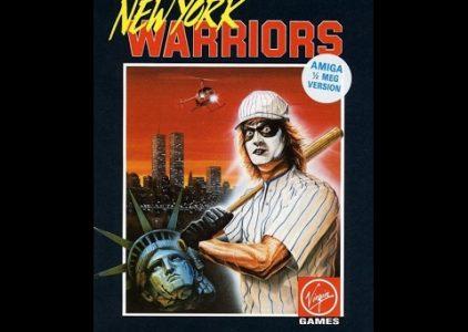 New York Warriors – Amiga