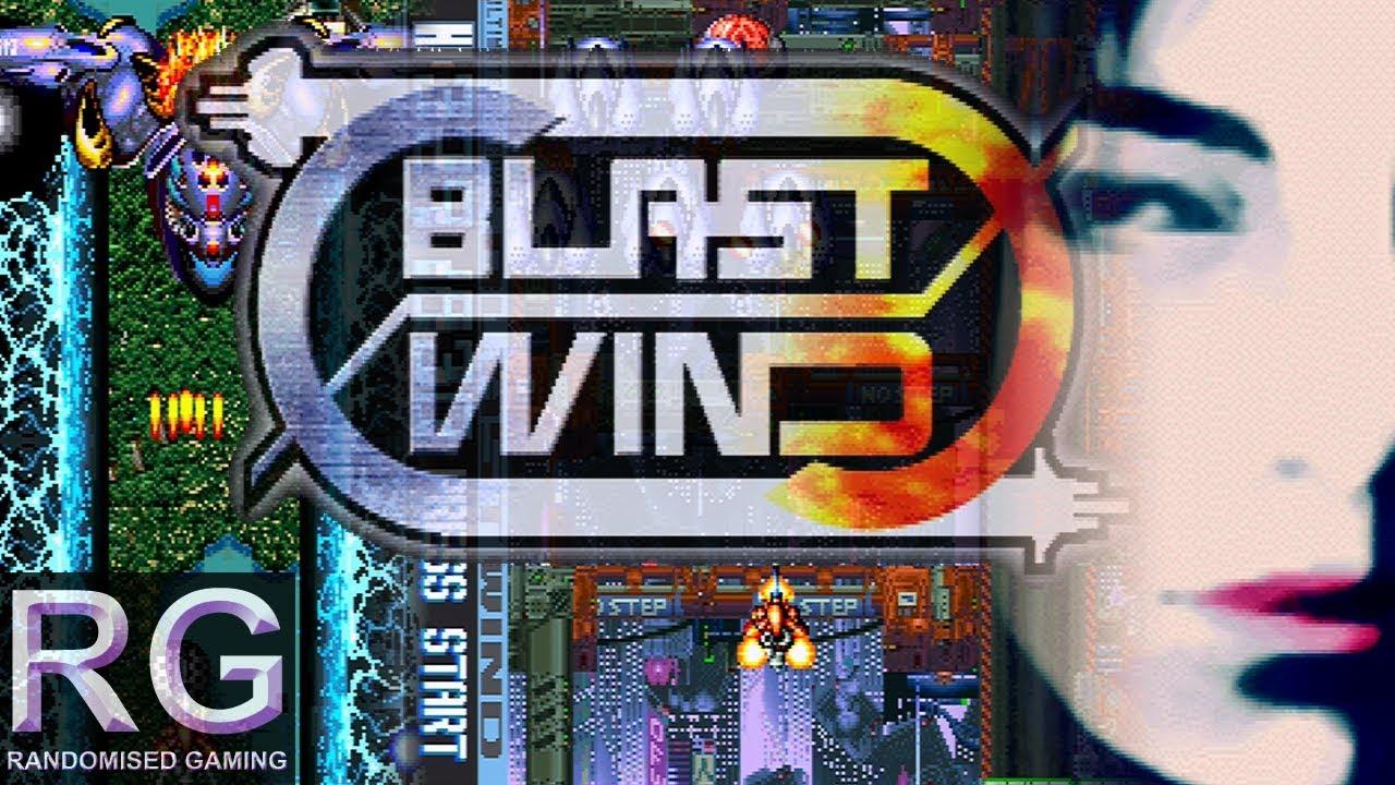 Blast Wind – Sega Saturn